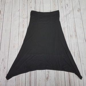 Max Studio Dress Size XS Strapless High Low Womens